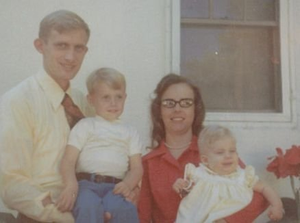 Anne's Family 1974