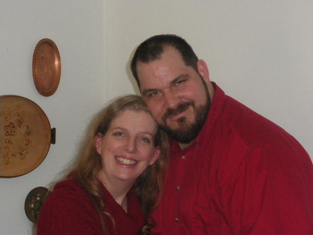 Anne and Kraig - 2011