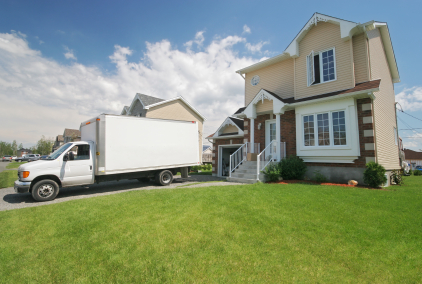 image - moving truck