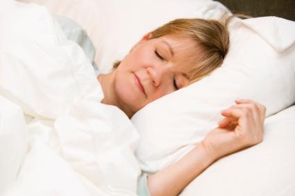 image - woman sleeping