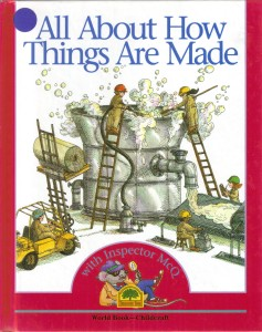 all about how things are made