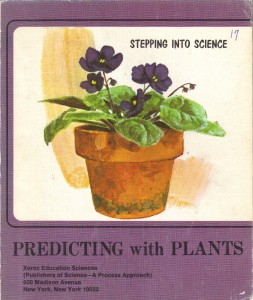 predicting with plants