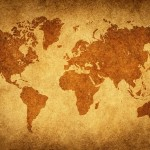 image - world-map-vintage