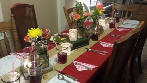 Sabbath Dinner