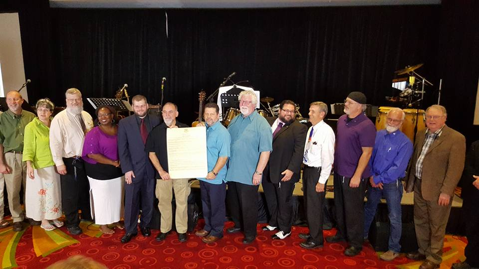B'ney Yosef North American Summit 2016 | Signing the Articles of Declaration