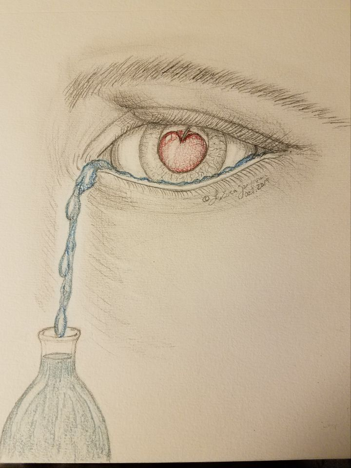 Our Tears in a His Bottle
