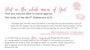 Fear Not Verses of Scripture